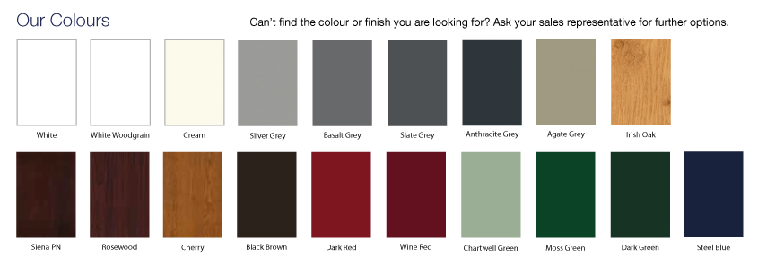 Colours-for-UPVC