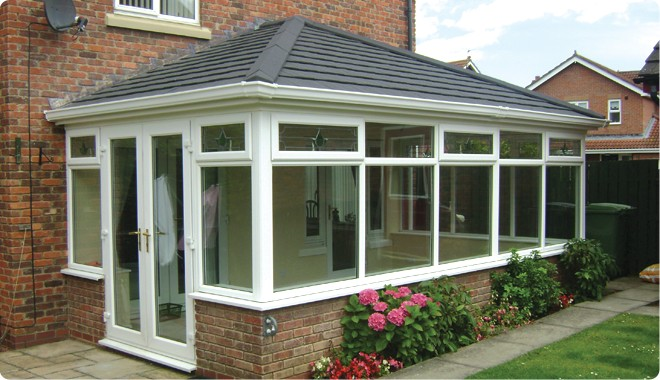 Roofing tiled Conservatory