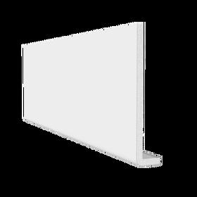150mm plain fascia