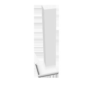 Internal Round Nose Corner