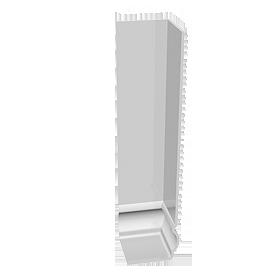 300mm Ogee Fascia Corner