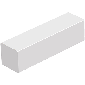 15mm x 15mm Square Window Trim