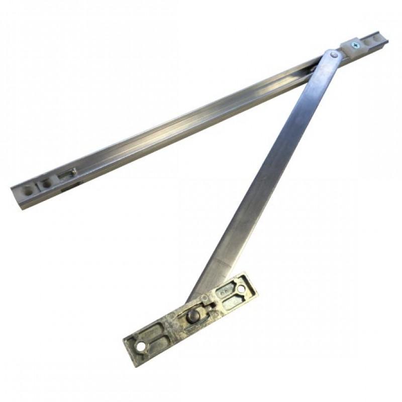 Kore Deluxe Door Restrictor Stay 335mm Diamond Shield